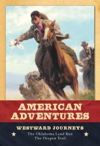 American Adventures - Westward Journeys