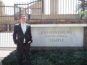 Elder Tyson Teerlink