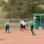 Lady Dawgs rally to defeat Cowboys 14-13 last Wednesday