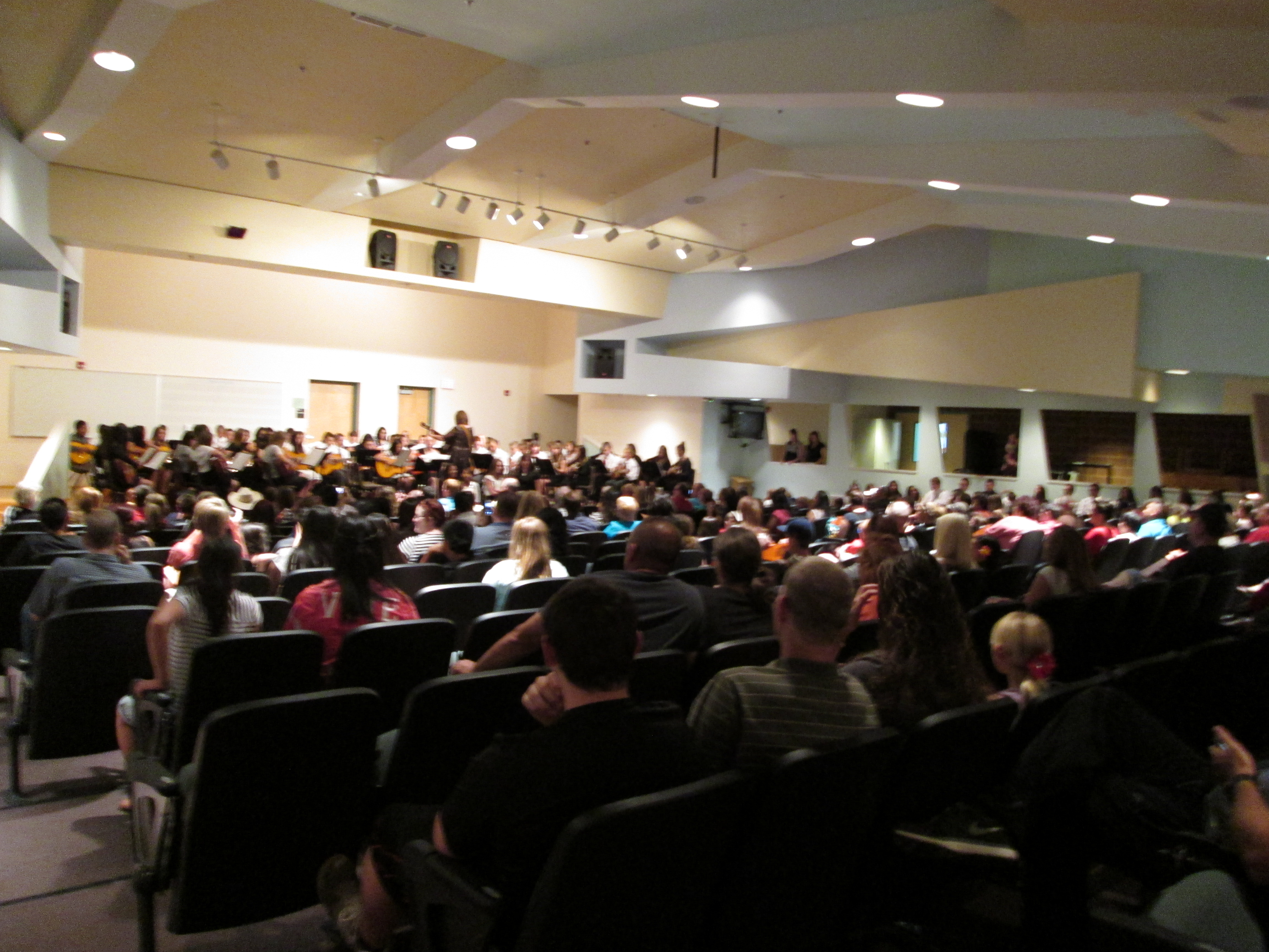 Spring Concert showcases talent