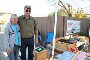 General Store flea market was a modern event at historic location