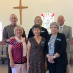 Stephen Ministers settle into MUMC