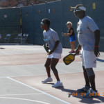 Pickleball tournament wraps up Mesquite Senior Games for April.