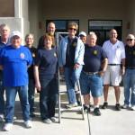 Rotarians help keep seniors safe