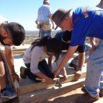 Mesquite Rotary Club Lends A Hand