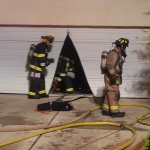 Actions of Neighbor Likely Save Home From Fire