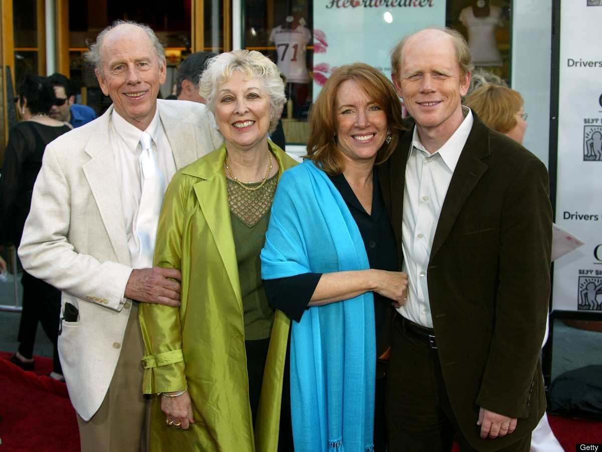 Father Recounts Ron Howard's Hollywood Beginning