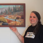Diana Coonradt named Artist of the Month