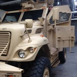 Mesquite Police Department Receives Armored Vehicle