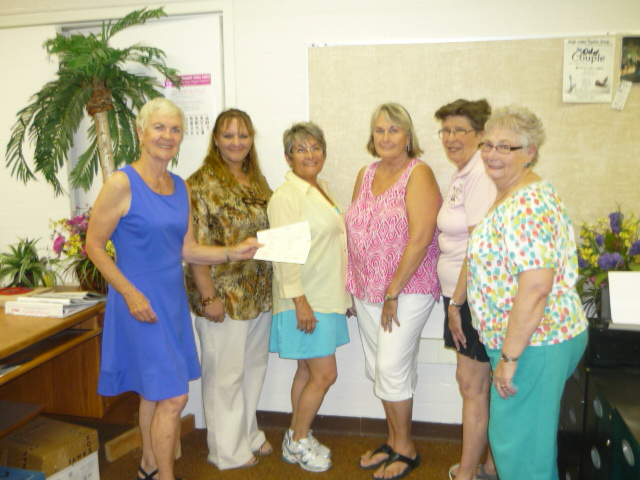 GMAF Distributes $10,000 to Mesquite Arts Community