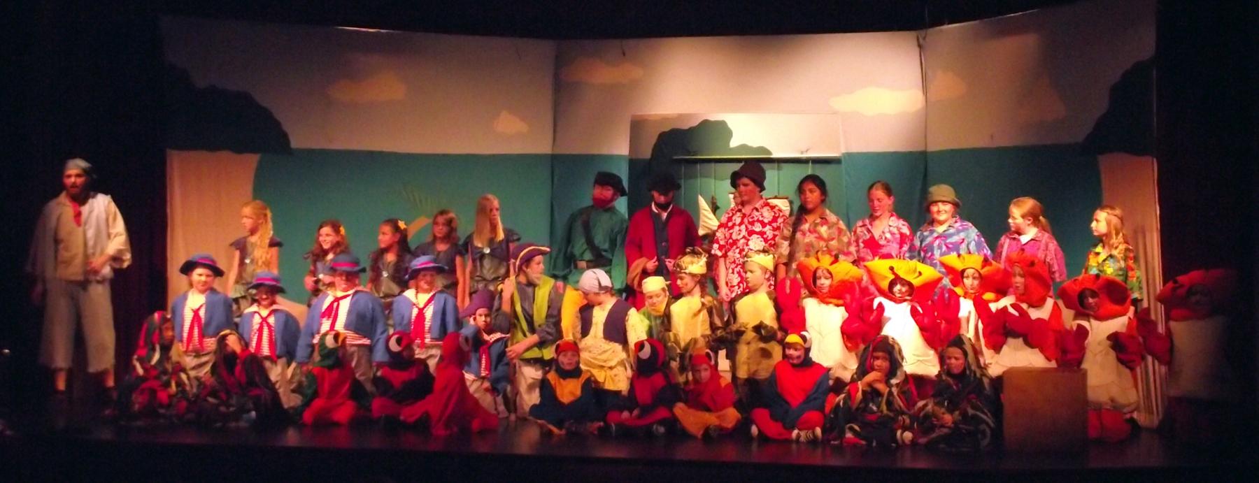 Ahoy! Talent galore from Missoula Children's Theatre