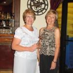 Rotary installs new President