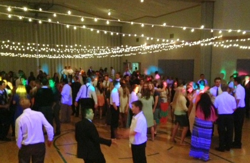 Youth Fireside and Dance
