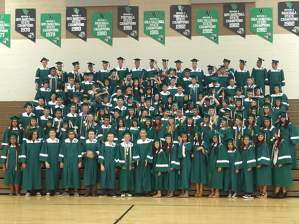 Congratulations to the Class of 2014! Ceremonies begin tonight at 8 p.m.
