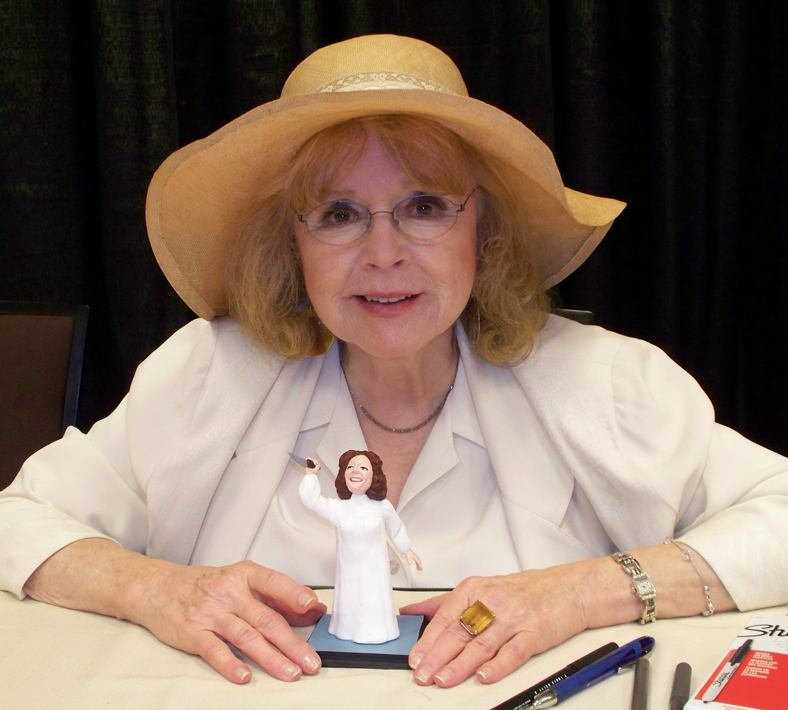 Piper Laurie the faculty