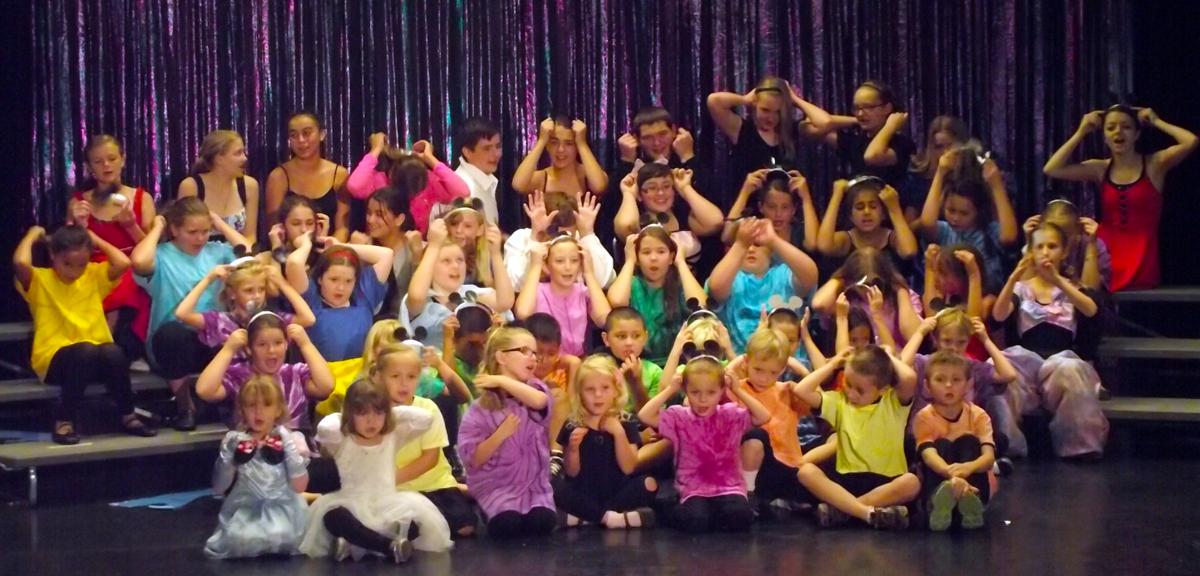 Kids ready to 'WOW' the community