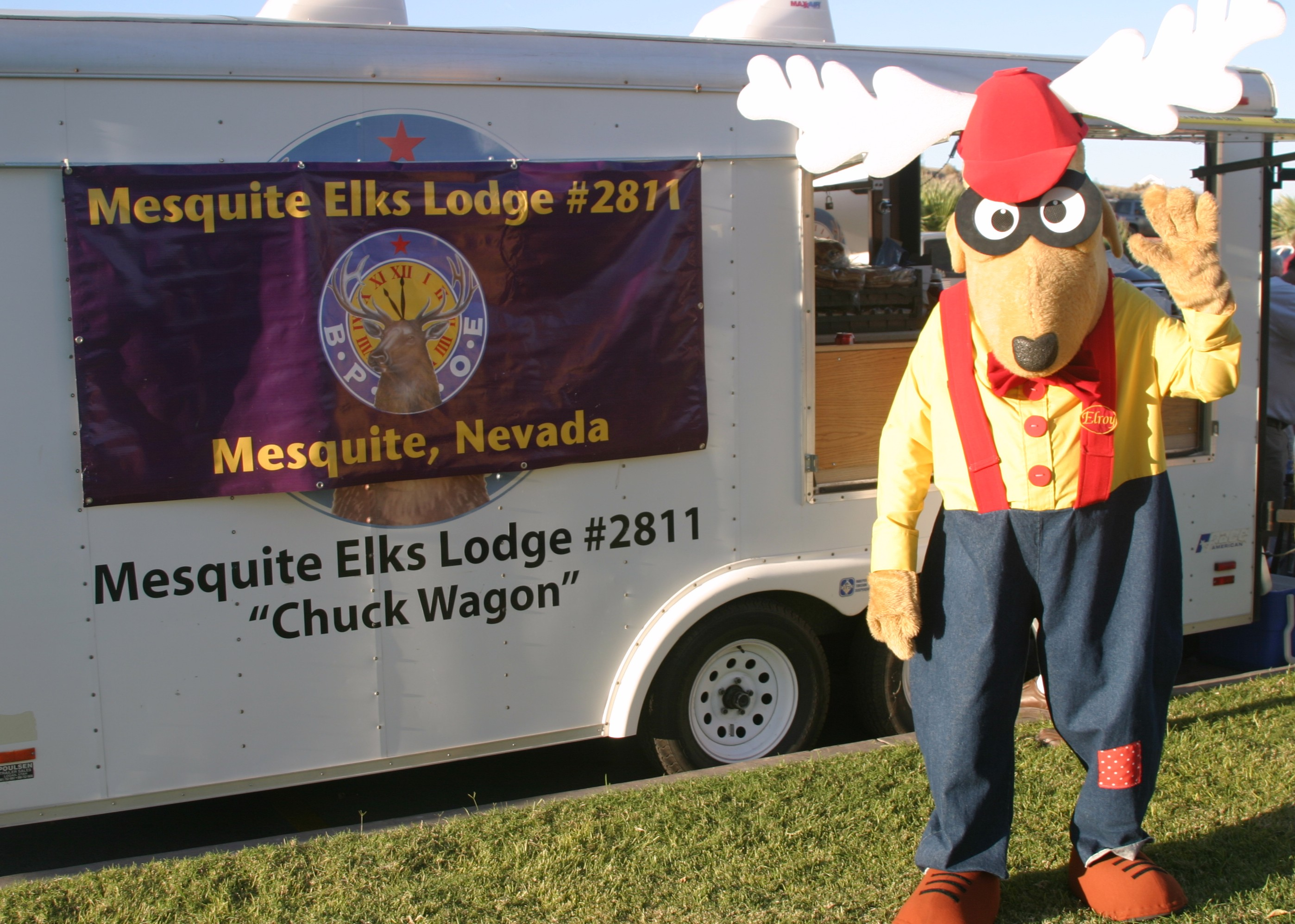 Mesquite Elks Lodge #2811 serves area Veterans