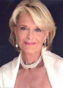 Constance Towers today, provided by publicist