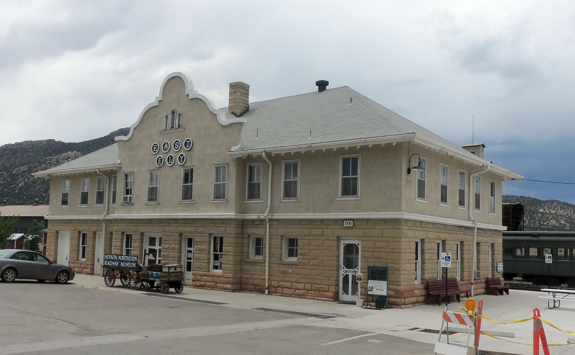 Ely: Mining, Murals, and Trains, Oh My
