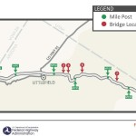 ADOT completes some I-15 bridge projects, easing traffic restrictions