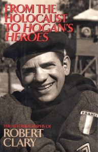 Robert Clary's autobiography cover