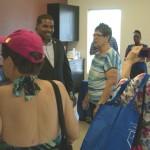 Horsford Visits Senior Resource Fair