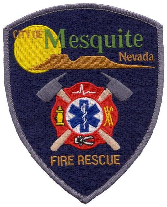 Mesquite Fire & Rescue 24 Hour Call record June 24 & 25