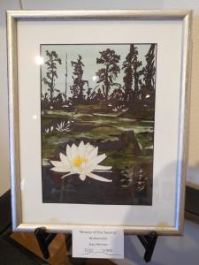 Kay Herron's Beauty of the Swamp, from 2013 Invitational.