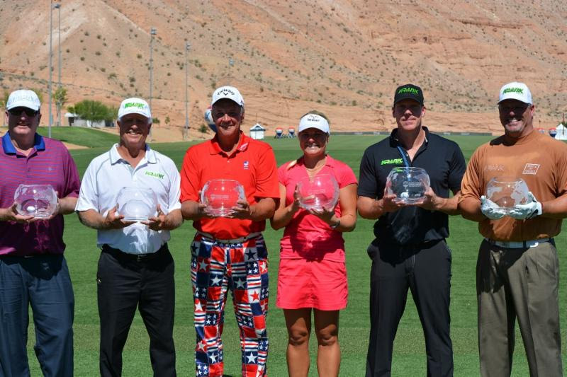 Six Champions crowned at 2014 Re/Max World Long Drive Championship