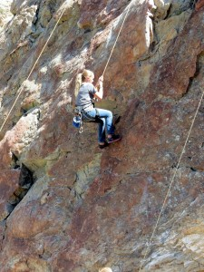 M6 YW climbing 2014