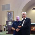 David Neufeld Named Mesquite Firefighter of the Year