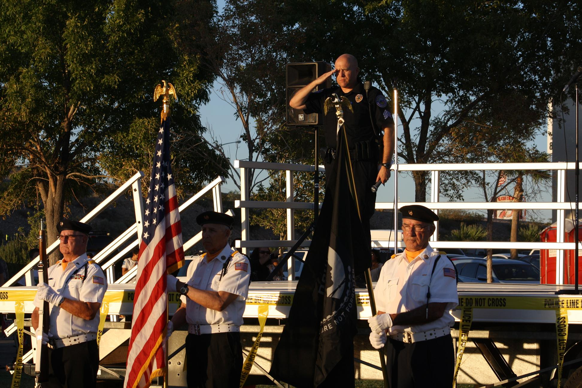 """""""Mesquite Night Out"""" wows hundreds!"""