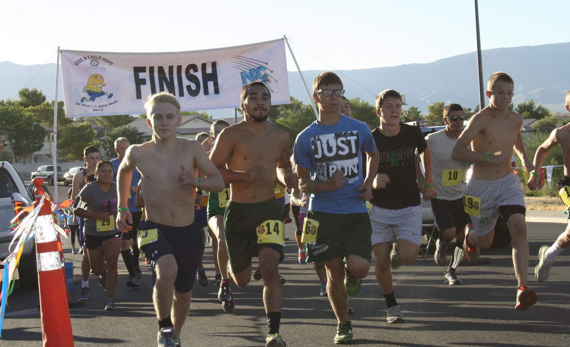 Langston's run a huge success