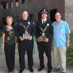 Rotary Recognizes Officers