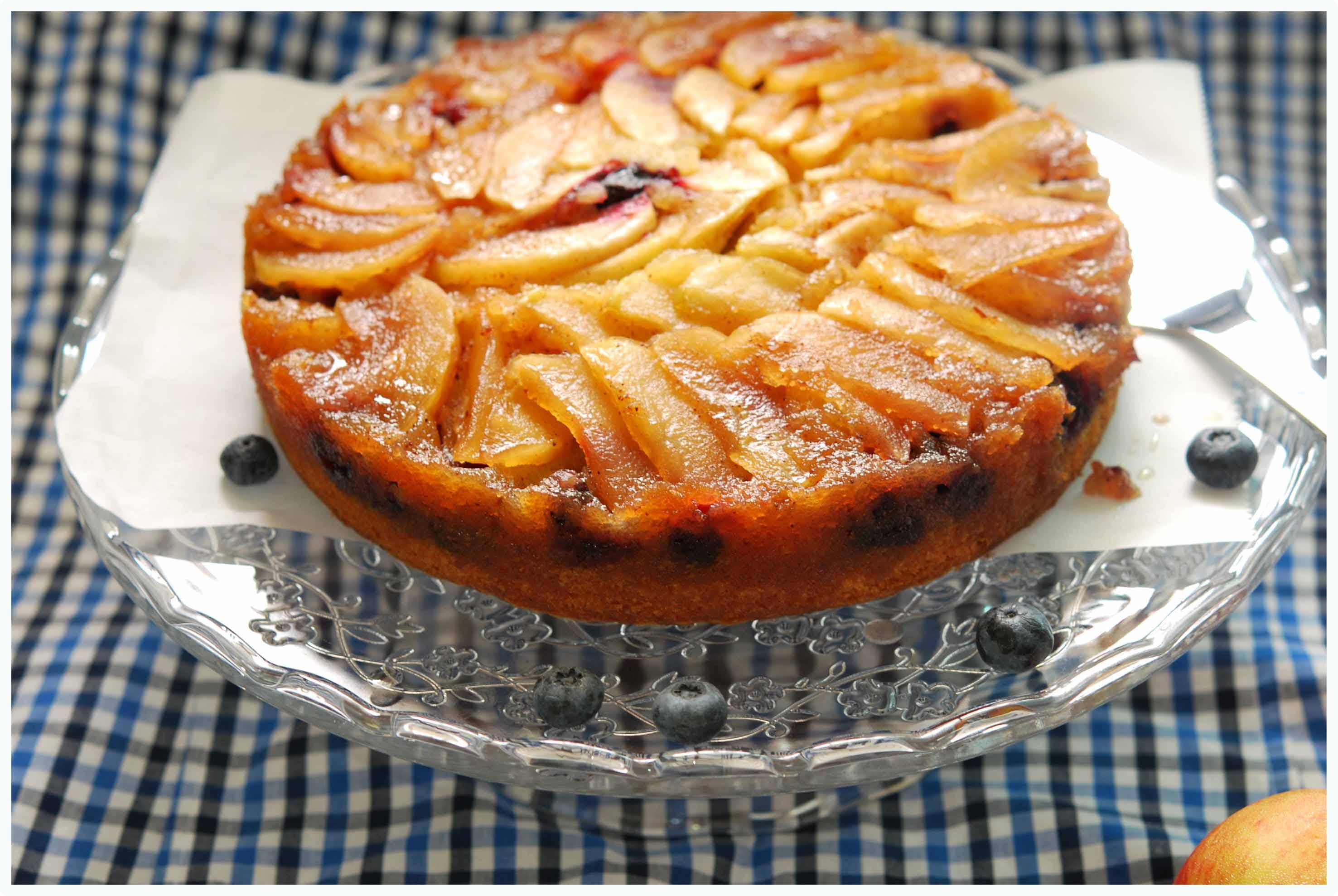 Apple Upside Down Cake Recipe Nz