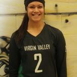 Kokopelli Athlete of the Week Nov. 13, 2014 – Bernice Fiso