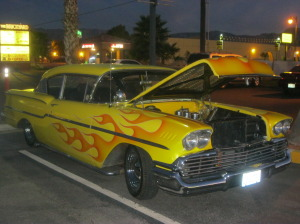 Hot Rods like this one are bound to be present at the Car Show on November 1. Special to the MLN.