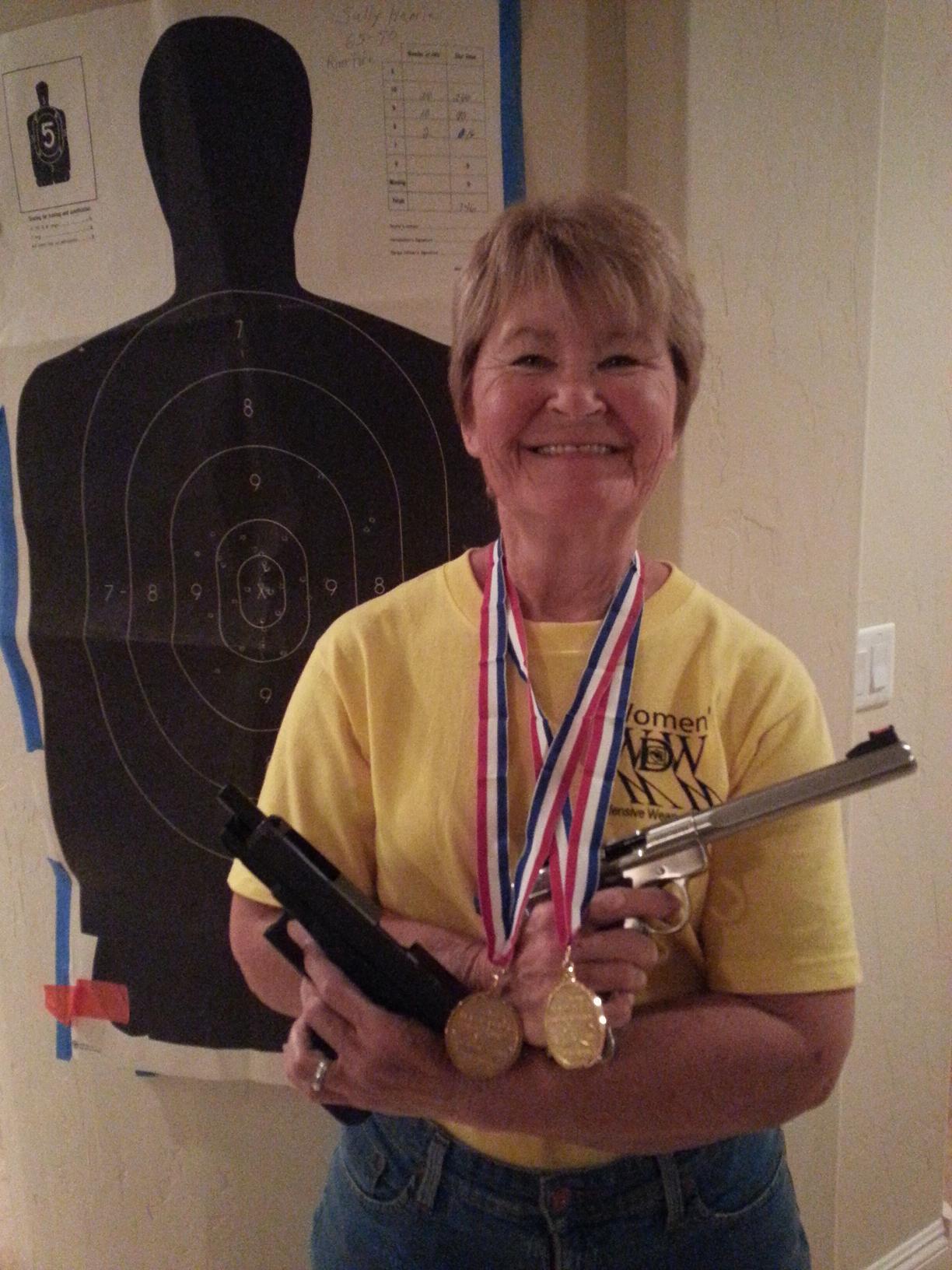 Congrats to Sally Henrie!