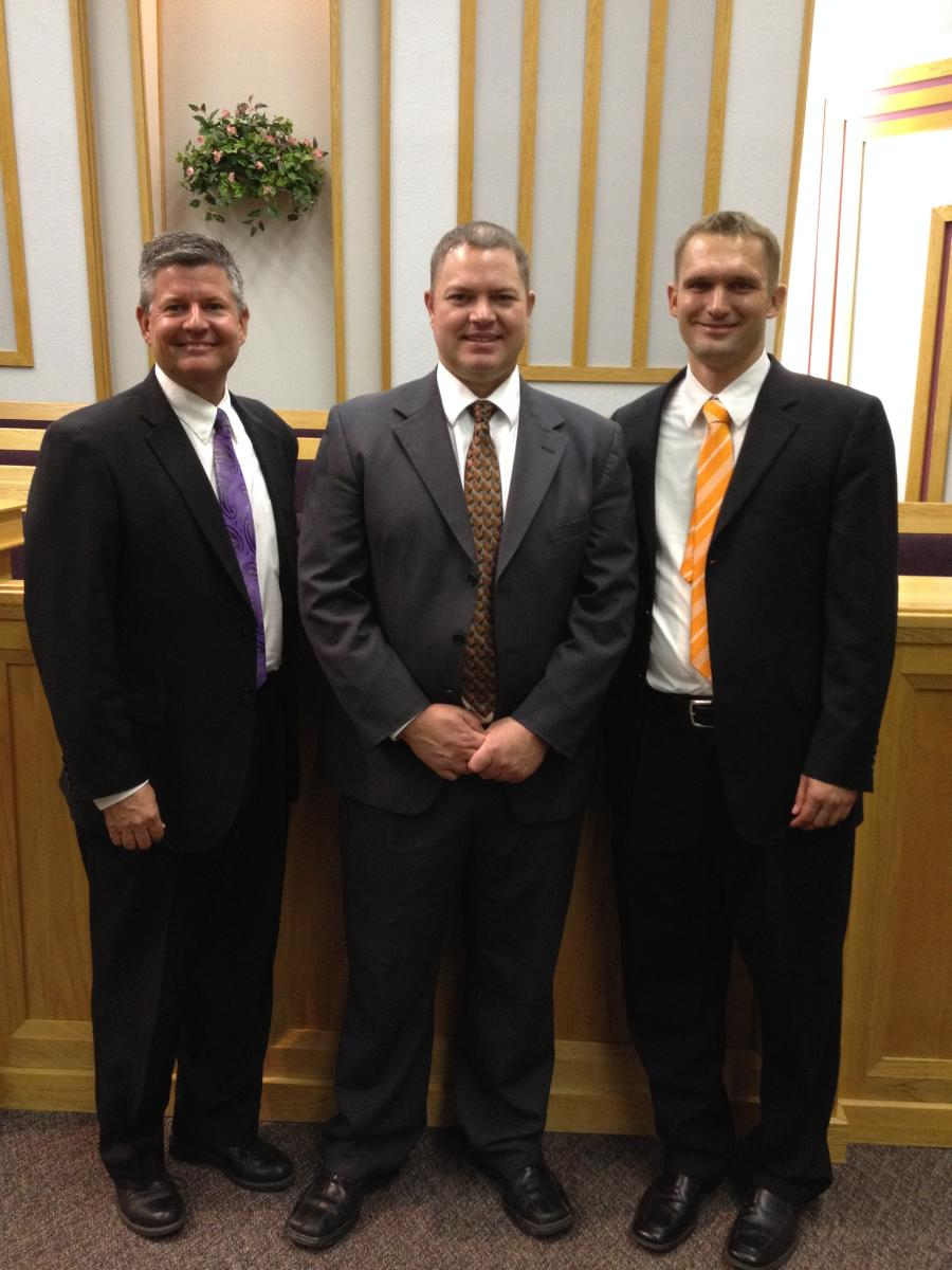 Bunkerville Ward has leadership change