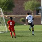 Soccer boys lose 3-2 Lady Dawgs tie TECH 0-0