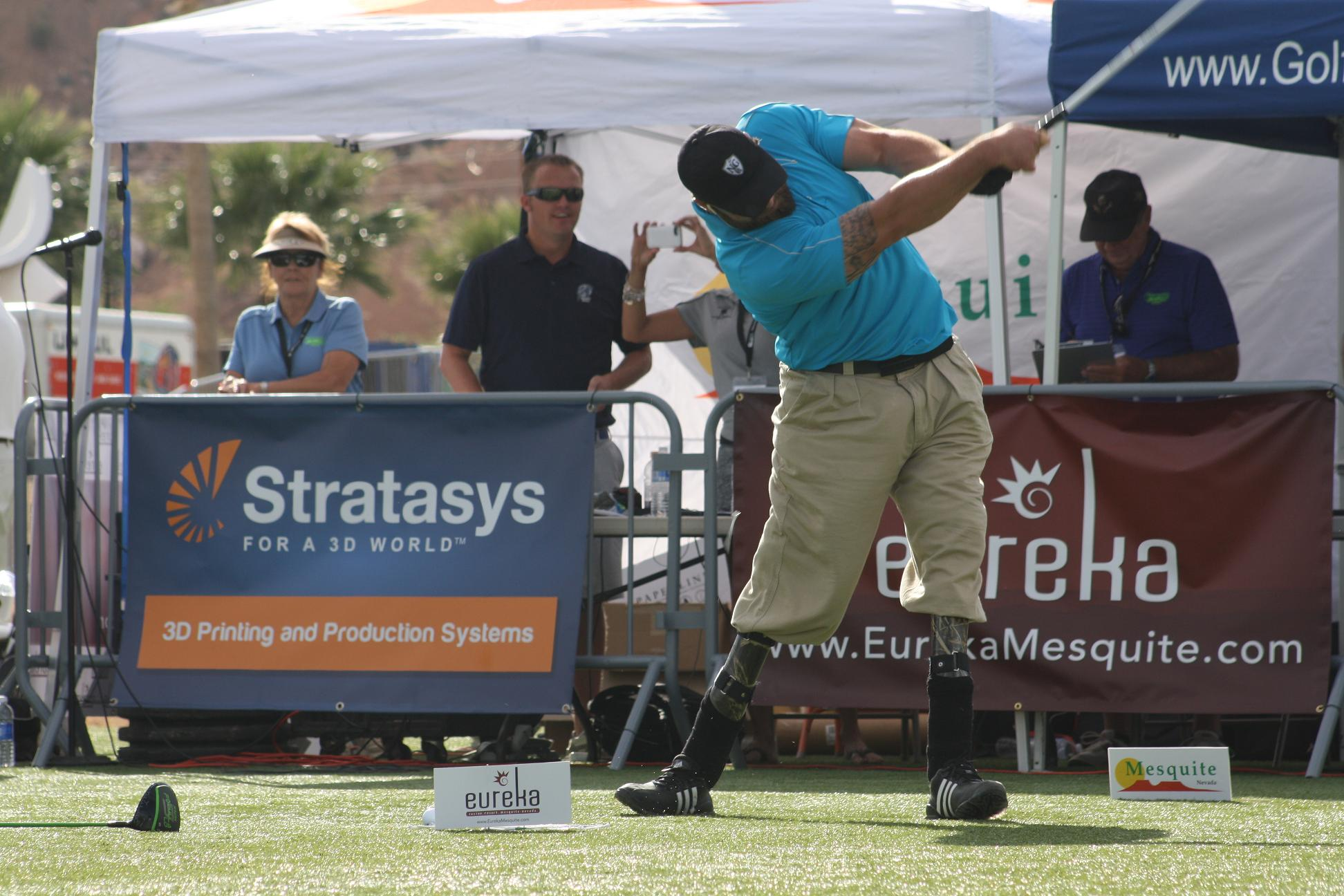 Jared Brentz wins ParaLong Drive Worlds Open Division