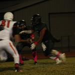 Cowboys intercept Bulldogs at the pass 41-7