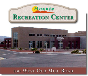 Revised Mesquite Recreation Center Hours