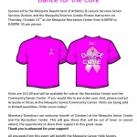 Zumbathon Shirts