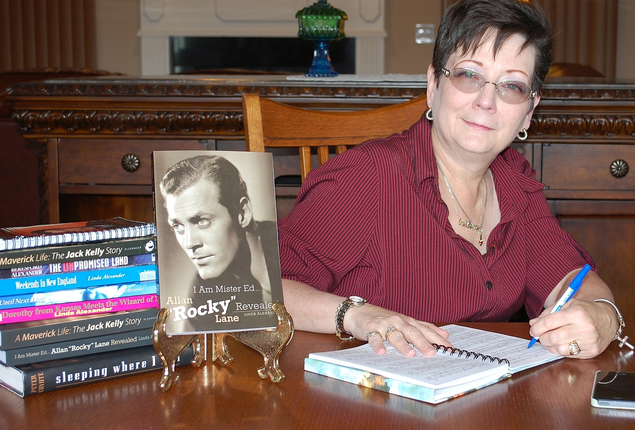 "Author Recounts Life of Western Hero ""Rocky"" Lane"