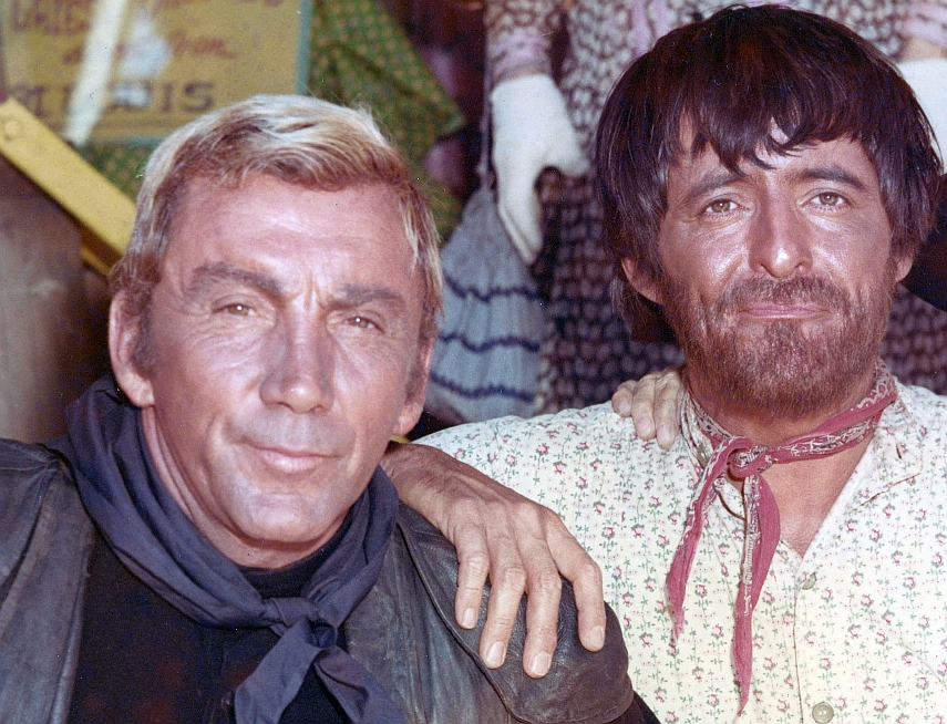 A High Chaparral Thanksgiving with Henry Darrow