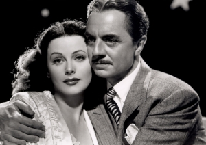 3. Publicity photo with William Powell from The Heavenly Body
