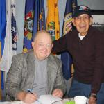 'They Raised Their Hand' book signing held at Vet Center