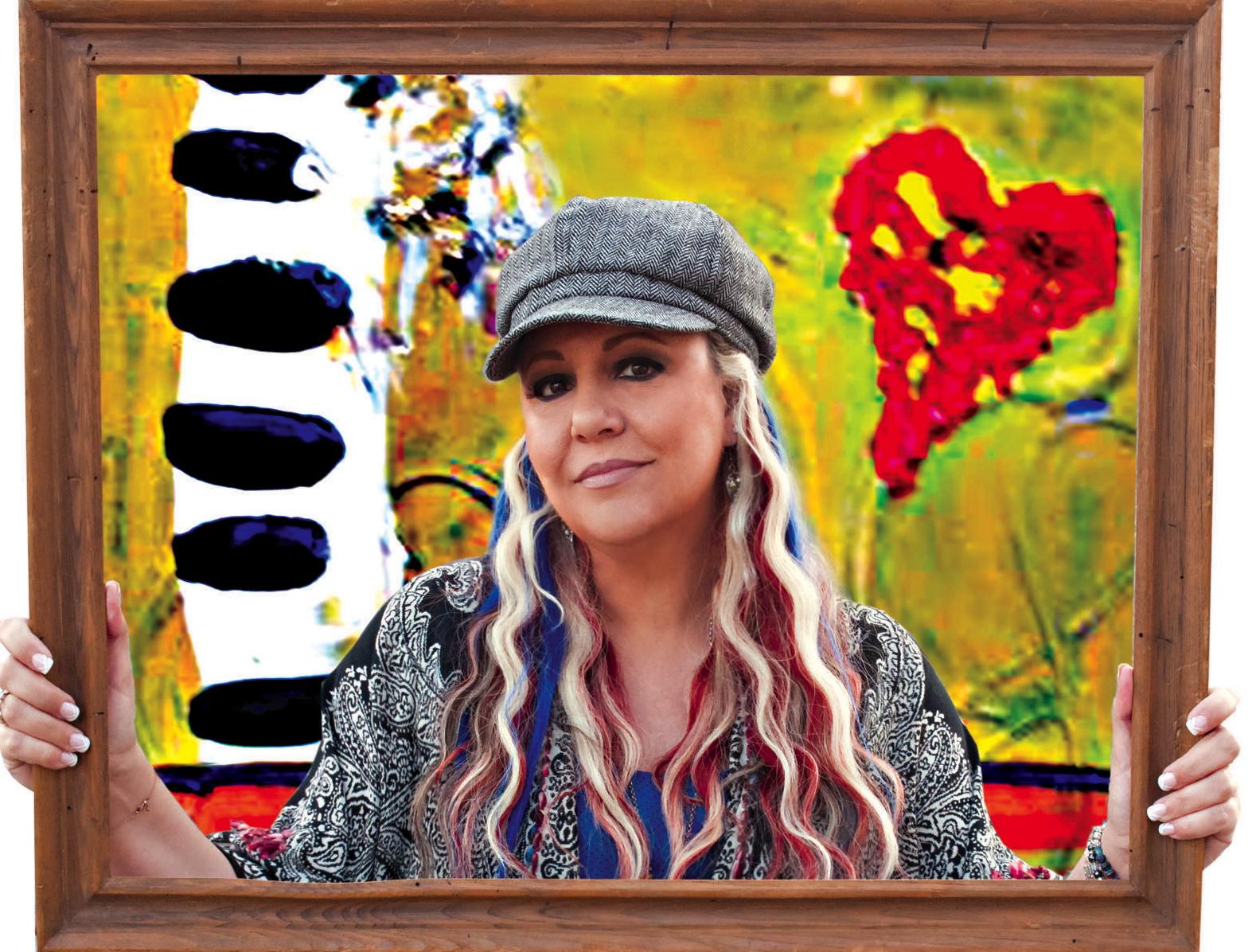 Lena Prima, daughter of music legend Louis Prima, appearing at the CasaBlanca Showroom on Nov. 7