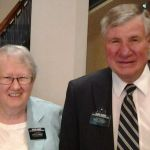 Missionary Couple Returns to Mesquite
